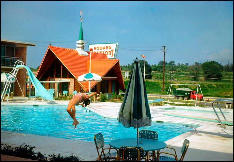 Aqua and Orange: 1967