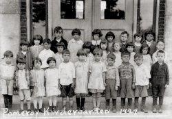Pomeroy School: 1927