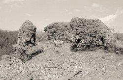 Quiburi Ruin: 1964