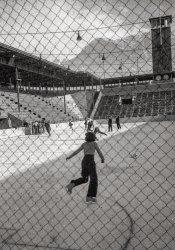 Ice Skating: 1944