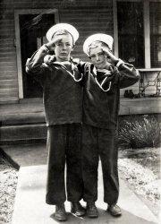 Sailor Boys: 1944