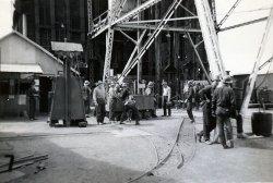 Copper mine, Rio Tinto, Nevada: 1941