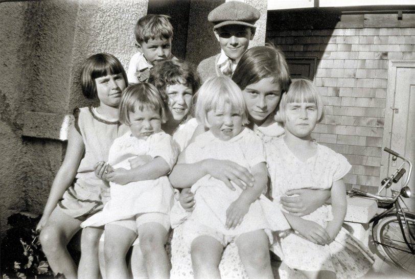 Roadhouse Girl's Family
