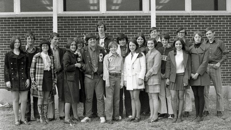 Fall Fashion: 1971