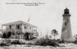 Round Island: 1906