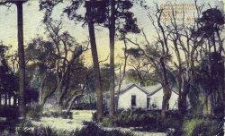 Abandoned Quarantine Station: 1915