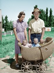 Rural Pacification(Colorized):1941