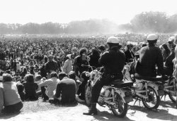 San Francisco Peace Rally: c. 1970s