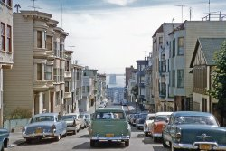 Streets of San Francisco: 1957