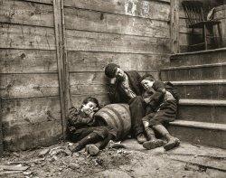 Street Arabs: 1888