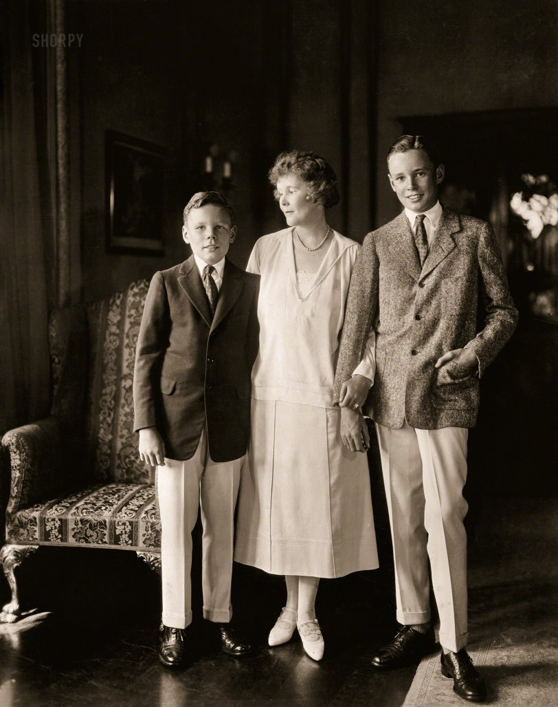 Fancy Pants: 1922