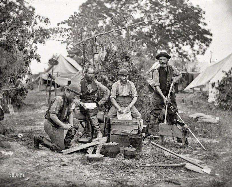 Chore Warriors: 1862