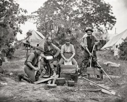 Chore Warriors: 1862