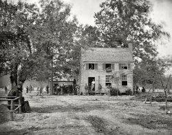 Field Hospital: 1862