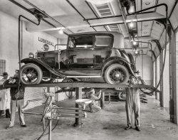 Well-Oiled Machine: 1930