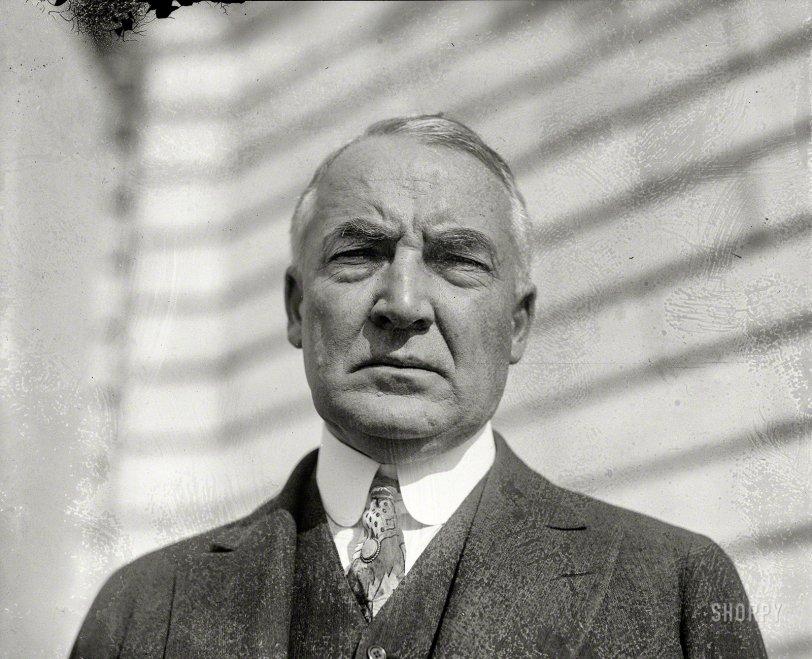 Future President: 1919