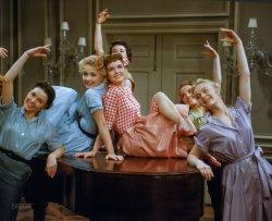 Debbie Reynolds: 1954