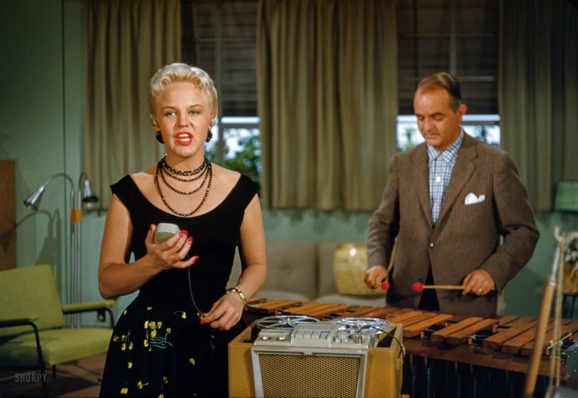 A Day to Marimba: 1955