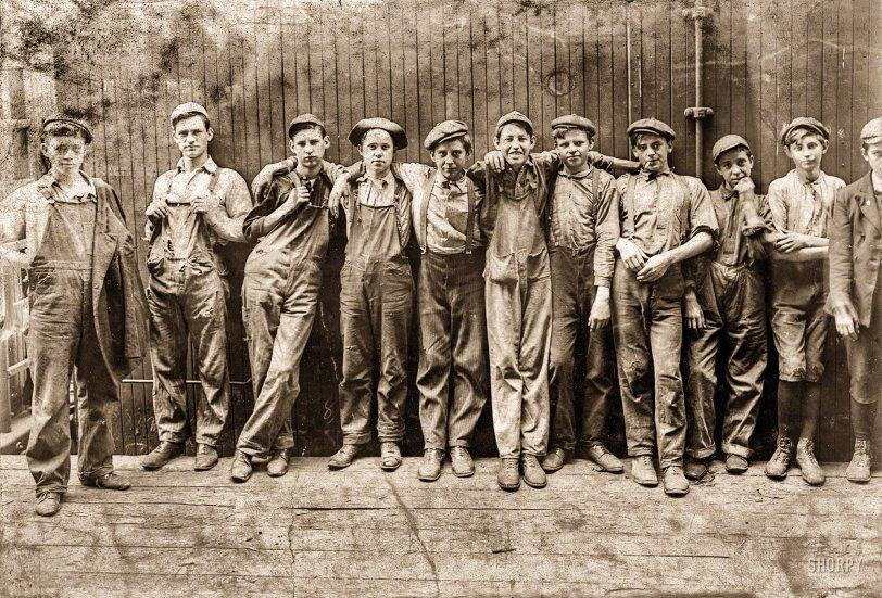 Cannery Bro: 1908