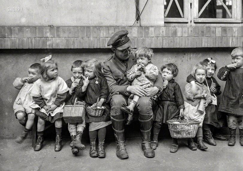 Tots of War: 1919