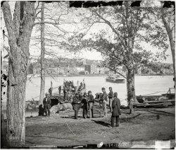 Potomac Passage: 1861