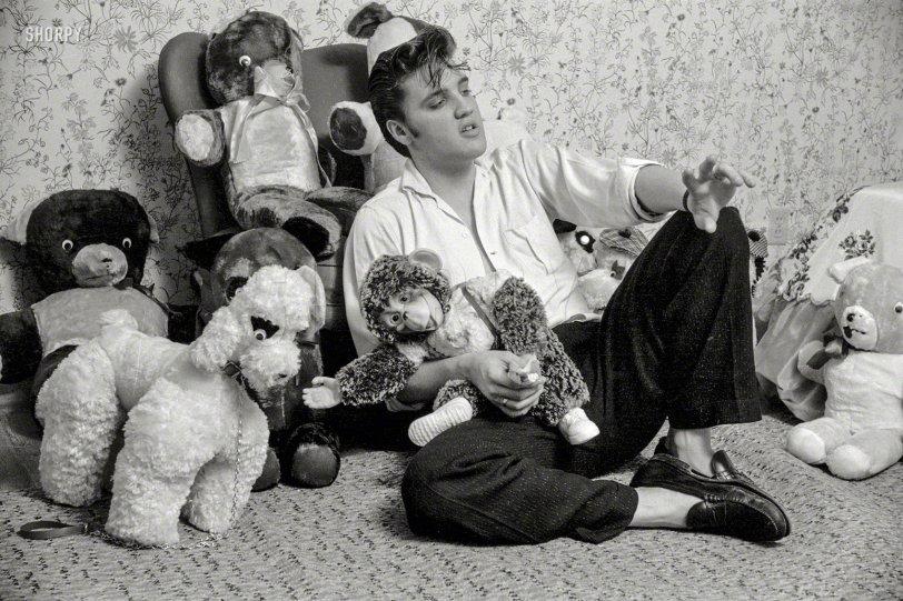 Plush Life: 1956