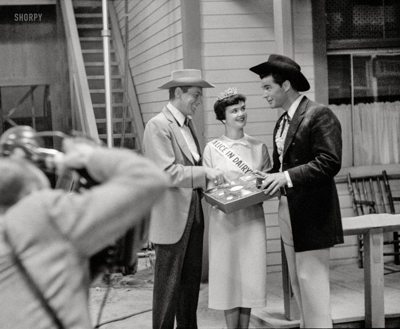 Maverick Mystery: 1958
