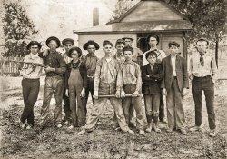 Glass League: 1908