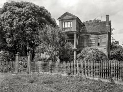 Splane House: 1938