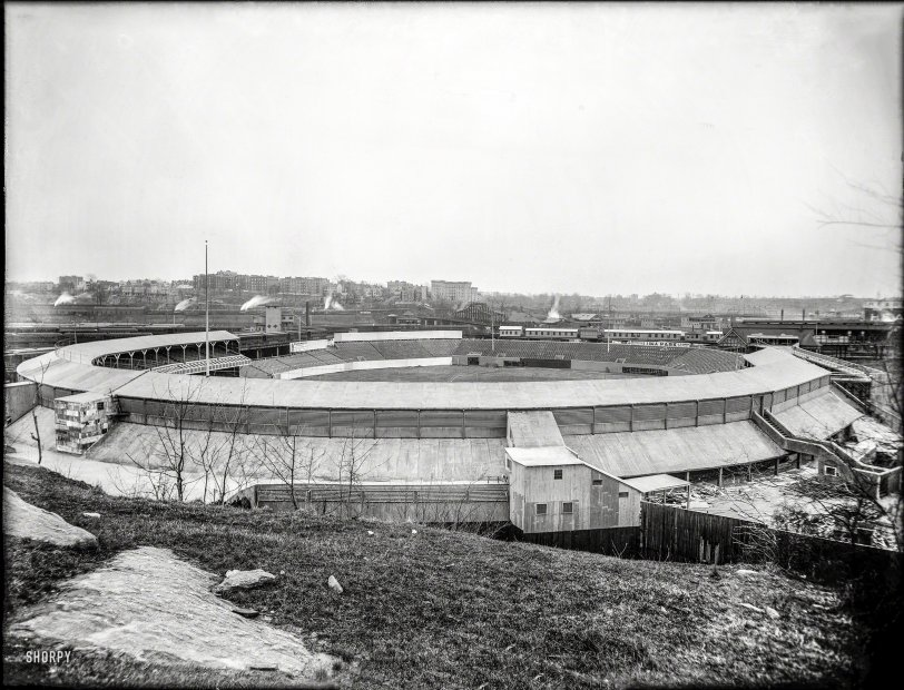 Polo Grounds: 1909