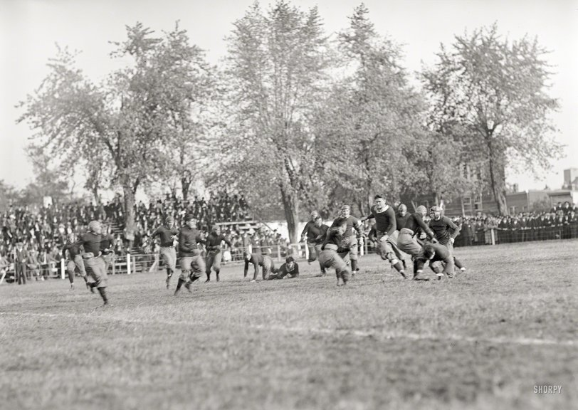 College Football: 1912