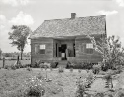 A Little Cottage: 1938