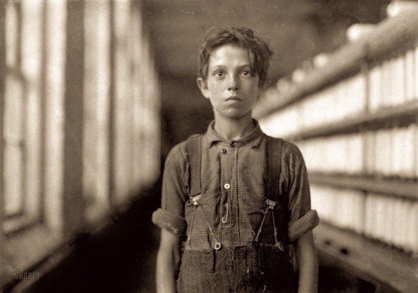 Employee of the Week: 1909