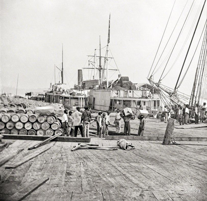 Crate & Barrel: 1864
