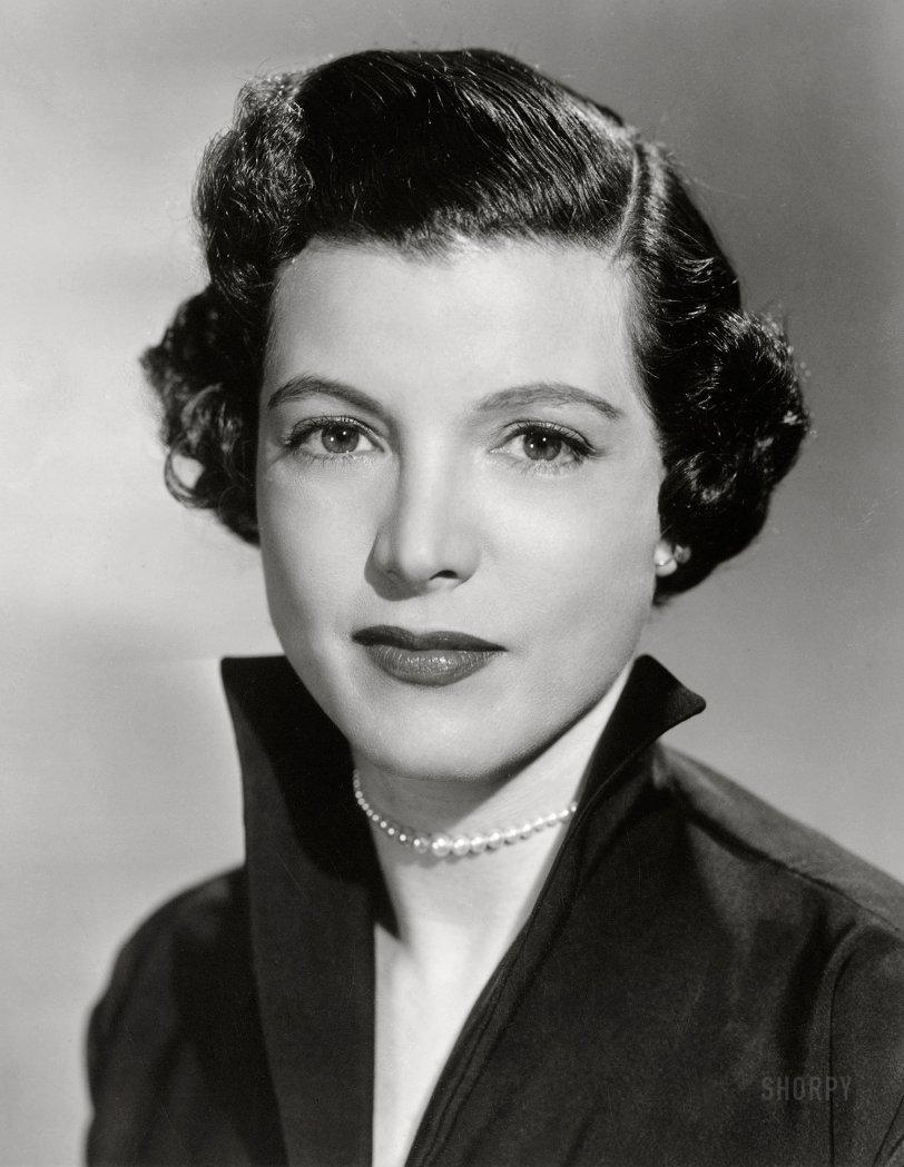 Mrs. Swann: 1959