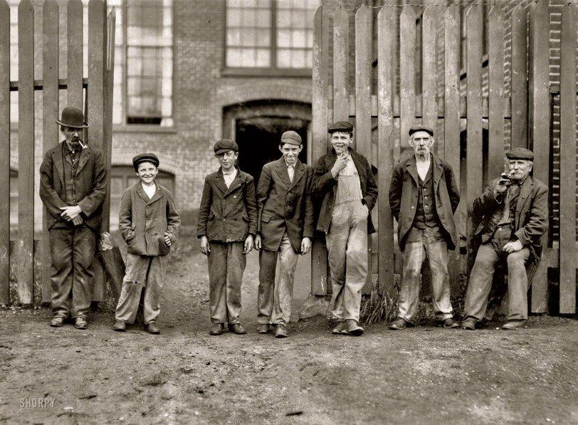 Made in America: 1909