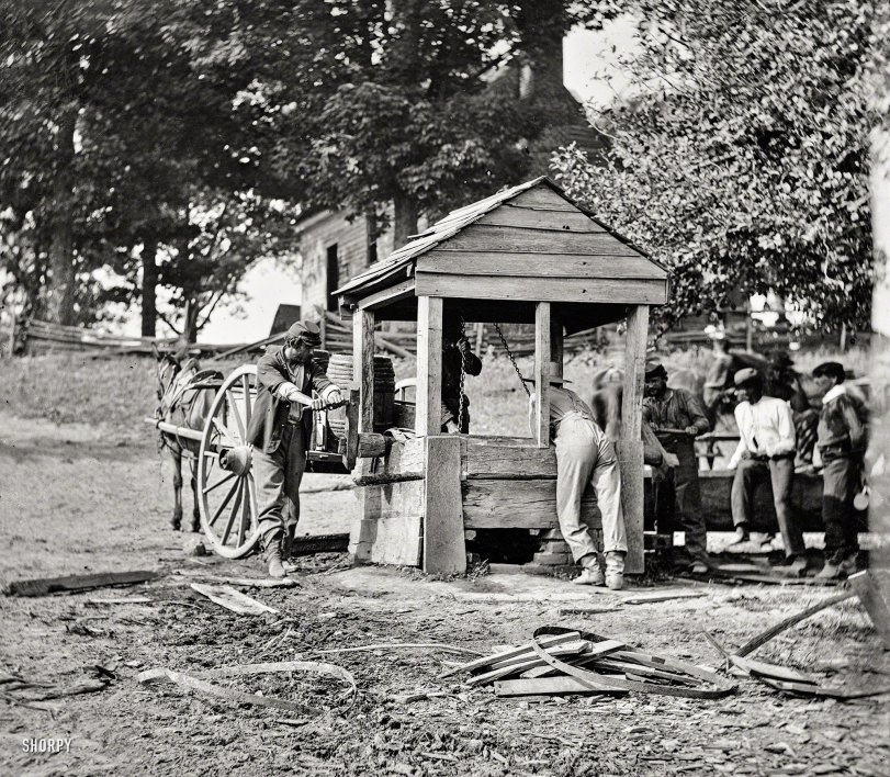 Watering Hole: 1864