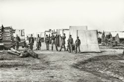 A Tent Situation: 1865