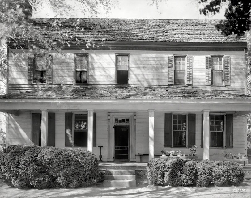 Hollywood Residential: 1938