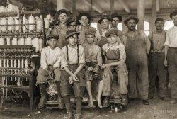 Brazos Mill Boys: 1913