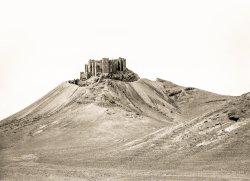 The Turkish Castle: 1935