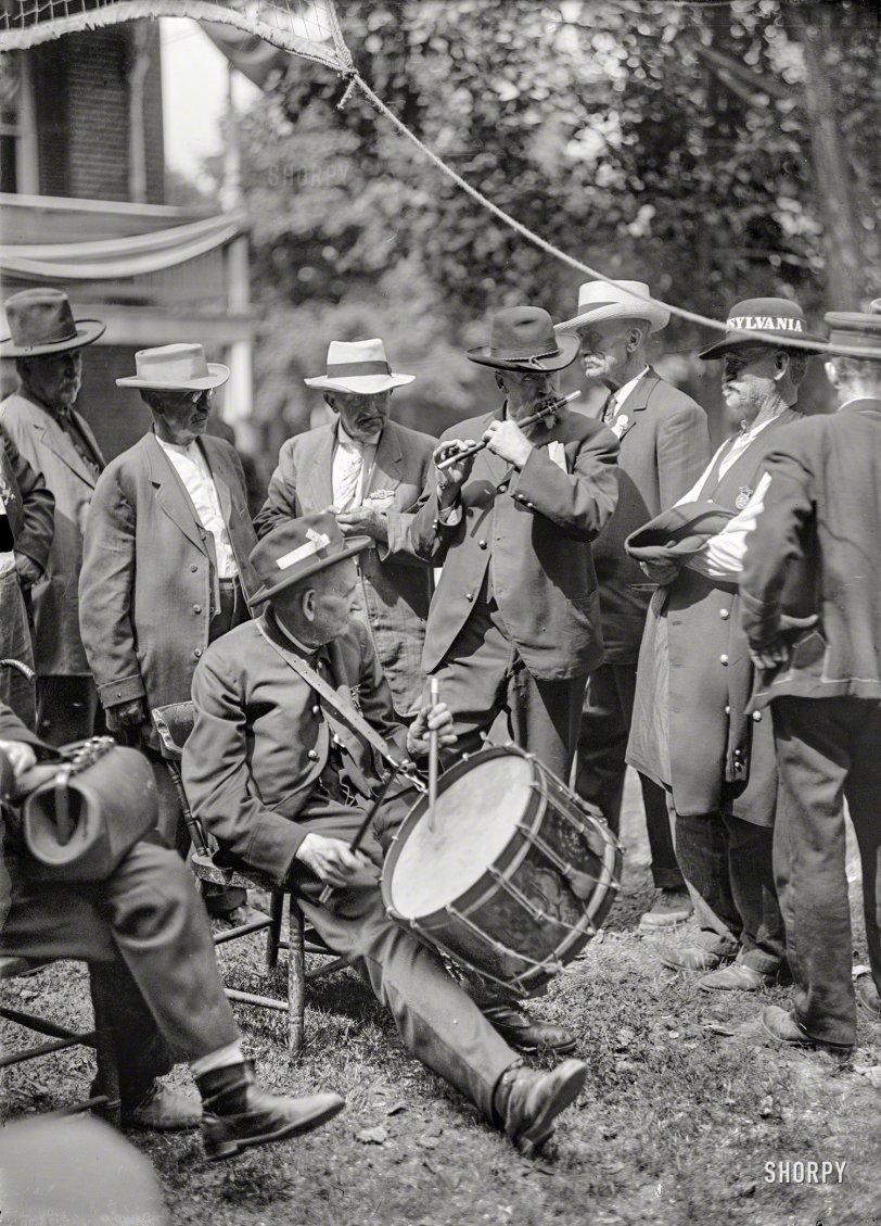 Civil War Veterans: 1913