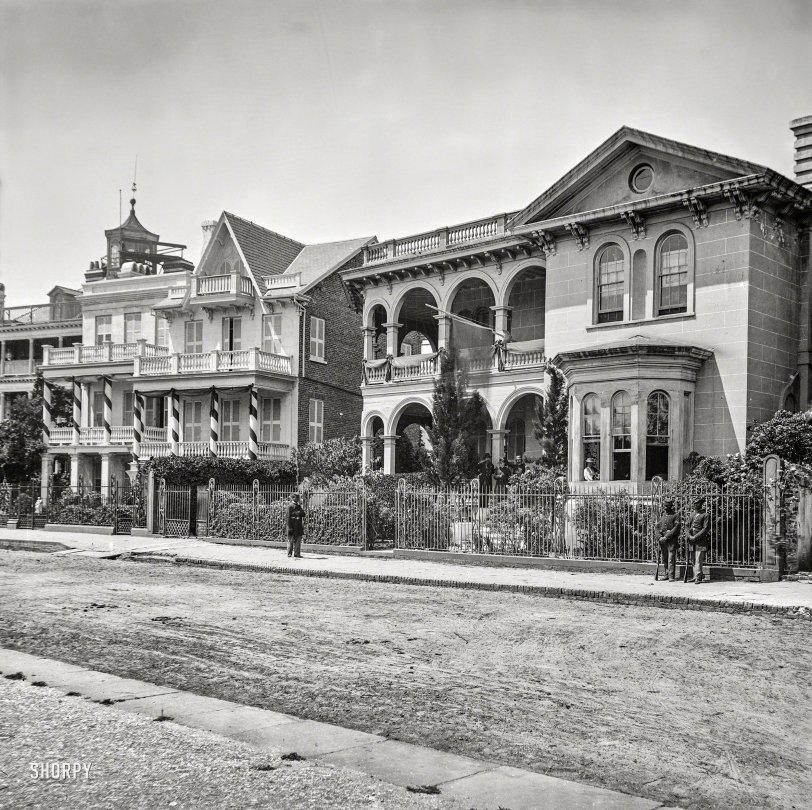 A Yankee in Dixie: 1865