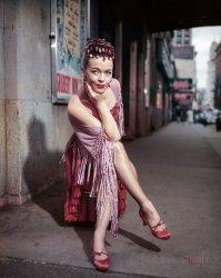 Sassy Tassels: 1953