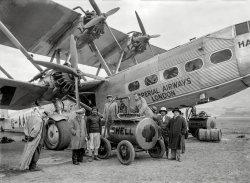 Imperial Air: 1931
