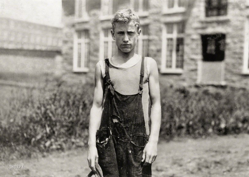 Working His Way Up: 1916