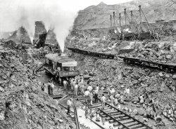 Full Steam Ahead: 1913