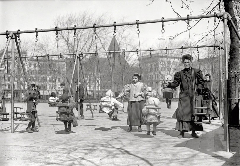 The Swingers: 1909