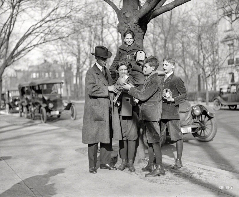 Birdhouse Boys: 1921