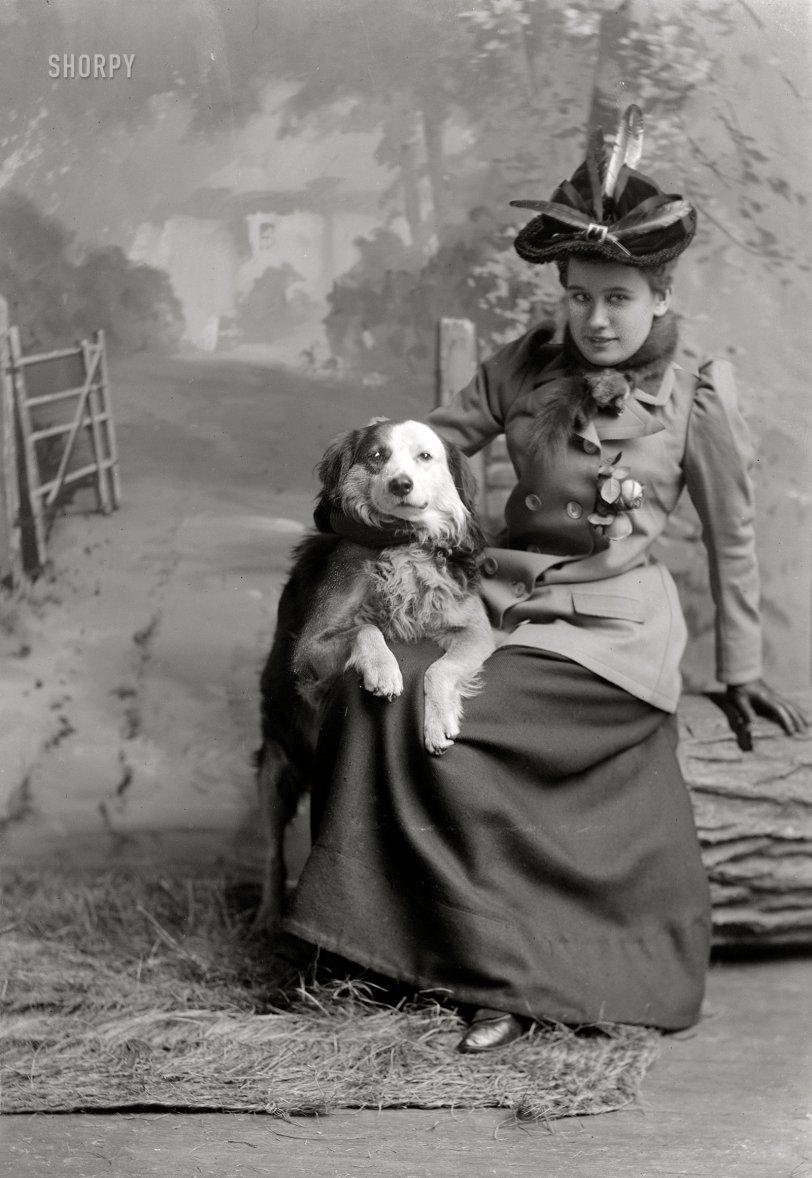 Nellie Beall: 1892